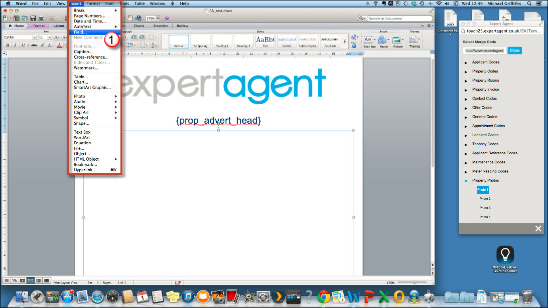 How Do I Create Brochure Templates On A Mac Expert Agent - Brochure templates mac